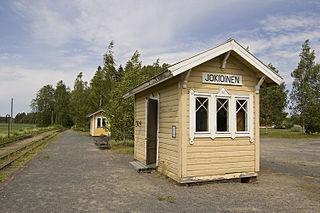Jokioinen railway station railway station in Jokioinen, Finland