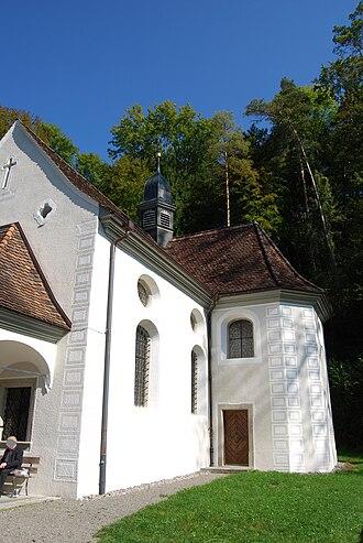 Jonen - Jonenthal pilgrimage chapel