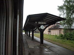 Jörn - Jörn railway station