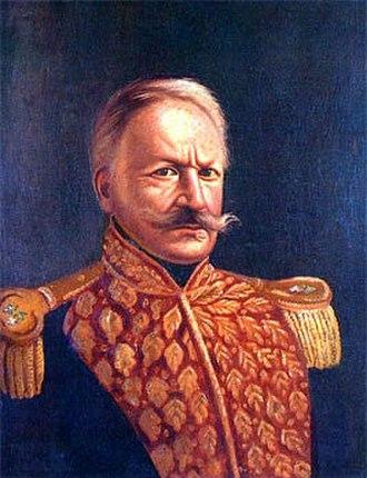 José María Obando - Image: José María Obando del Campo