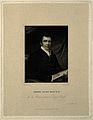Joseph Hume. Line engraving by R. Newton, 1821, after W. J. Wellcome V0002938.jpg