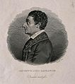 Joseph Louis Lagrange. Line engraving by Locatelli. Wellcome V0003310.jpg
