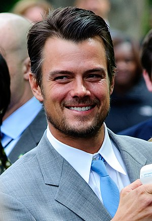 English: Josh Duhamel at the 2009 White House ...
