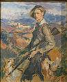 Jove caçador (esbós) - Ricard Canals Llombi - Llegat 56 - 1588.JPG