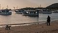 Juan Griego Bay sunset.jpg