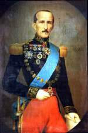 History of Ecuador (1830–1860) - General Juan José Flores, the first President of Ecuador
