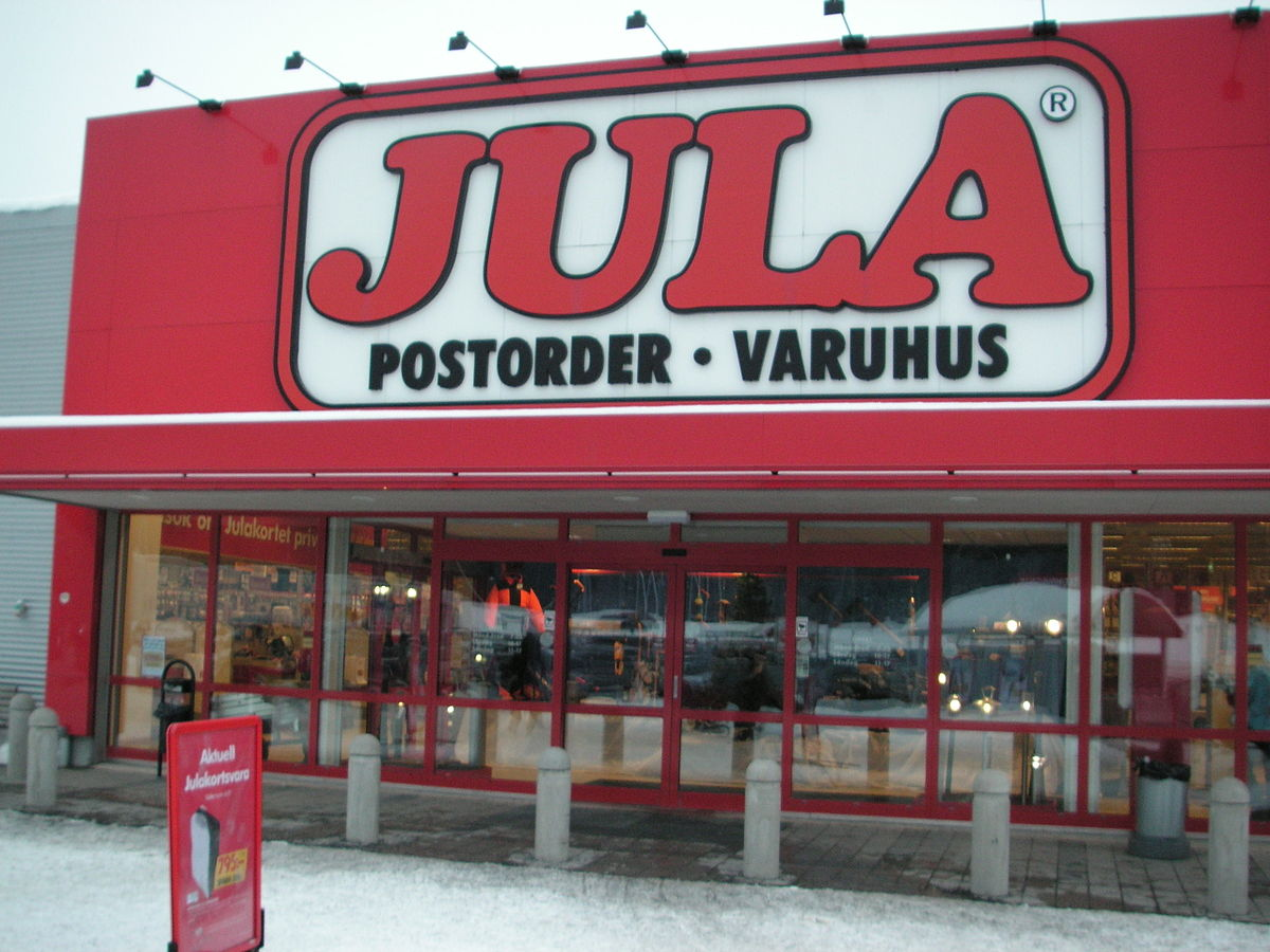 jula postorder norge