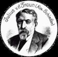 Julius von der Traun (Alexander Schindler) 1893 Der Floh (Unsere einstigen Mitarbeiter).png