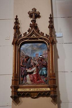 Vía crucis - Wikipedia, la enciclopedia libre