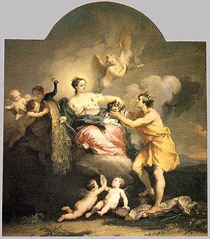 Древнегреческие боги и их назначения образ
