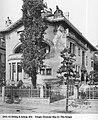 Köln Villa Bestgen, Architekten Wehling und Ludwig, Die Architektur des XX. Jahrhunderts - Zeitschrift für moderne Baukunst. Jahrgang 1905, 10.jpg
