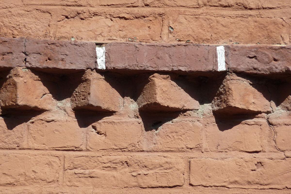 Fries Architektur zahnfries wiktionary