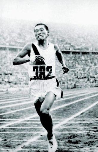 Marathon world record progression - Image: KC Sohn