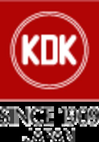 KDK - Image: KDK logo