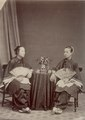 KITLV - 103782 - Chinese women in Singapore - circa 1890.tif