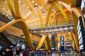 Kunming Changshui International Airport - Arrivals lounge of Kunming Changshui International Airport