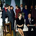 KN-C19649. First Lady Jacqueline Kennedy's Tea for the Special Committee for White House Paintings.jpg