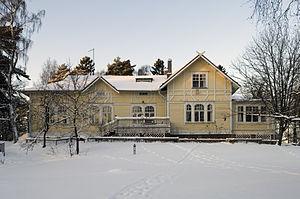 Munkkiniemi - Kaartintorppa villa