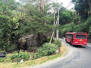 Kadugannawa Pass