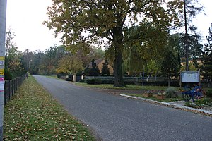 Kalinowice, Opole Voivodeship - Villages square