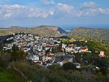 Village of Kalo Chorio