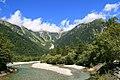 Kamikōchi, Hida Mountains range, Nagano Prefecture; September 2007 (02).jpg