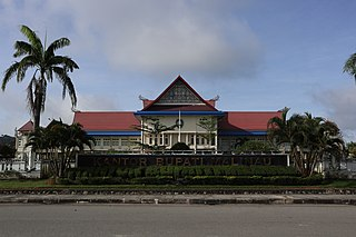Malinau Regency Regency in North Kalimantan, Indonesia
