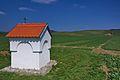 Kaple u cesty jižně od obce, Stavěšice, okres Hodonín.jpg