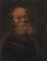 Karel van III Mander - En gammel mand. Allegorisk fremstilling af synet - KMSsp799 - Statens Museum for Kunst.jpg