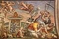 Karel van mander e aiuti, sala di fetonte, 1574-77, allegoria della lega santa 04.jpg