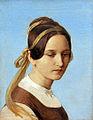 Karl Ferdinand Sohn, Study for Disappointed Love, 1836.jpg