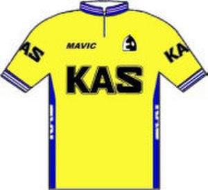 Kas (cycling team) - Image: Kas 862