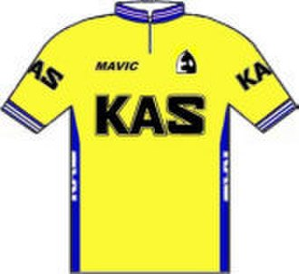 Kas (cycling team) - Image: Kas 862