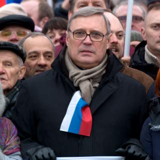 Russian politician, Prime Minister of Russia (2000–2004)