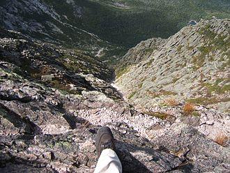 Mount Katahdin - Katahdin Cliff