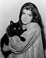 Katharine Ross 1967 photo with cat.jpg
