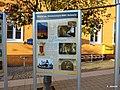 Kcynia , tablice ustawione na Rynku - panoramio.jpg