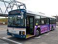 Keisei Bus E250 Koiwa Shobu Garden Festival Shuttle Bus.jpg
