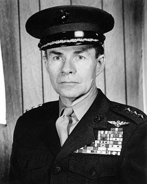 Keith B. McCutcheon - Keith B. McCutcheon, Marine Corps aviator and general