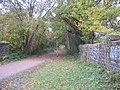 Kenilworth Greenway at Crackley Lane bridge - geograph.org.uk - 1037877.jpg