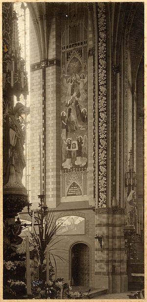 Kerkarchief niet geinvent interieur kerk 2