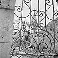 Kerktoren gezien door een hek, Bestanddeelnr 255-2957.jpg