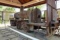 Khong Island locomotive historique à Don Khon, Si Phan Don, Laos.jpg