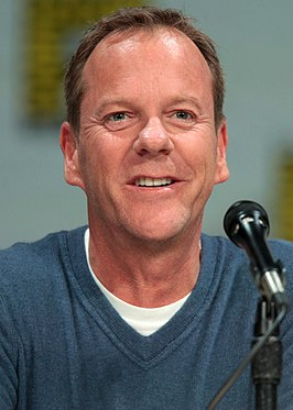 Kiefer Sutherland in 2014