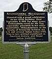 Kilsoquah Historic Sign Roanoke Indiana Glenwood Cemetery 01.jpg