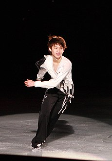 Kim Min-Seok 2009 Festa On Ice.JPG