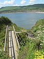Kimmeridge, footbridge over stream - geograph.org.uk - 836119.jpg
