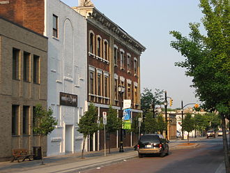 King William Street (Hamilton, Ontario) - Many of downtown Hamilton's night clubs are located in this neighbourhood