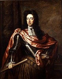 King William III of England, (1650-1702) (lighter).jpg