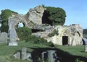 Kinloss Abbey - Image: Kinloss Abbey